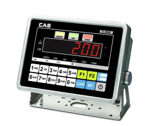 ראש שקילה דגם CI-200SC