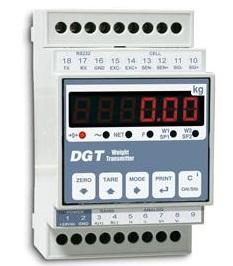ראש שקילה דגם DGT1