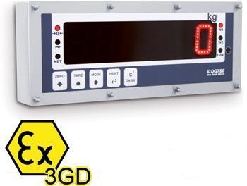 ראש שקילה מוגן פיצוץ דגם DGT603GD