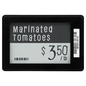 תג מחיר אלקטרוני דגם e.Label