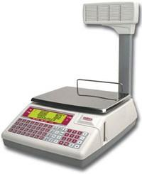 משקל להדפסת מדבקה / סרט נייר