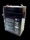 מצבר נטען Sealed valve regulated lead-acid